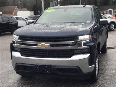 2021 Chevrolet Silverado 1500 Crew Cab 4x4, Pickup #215875 - photo 10