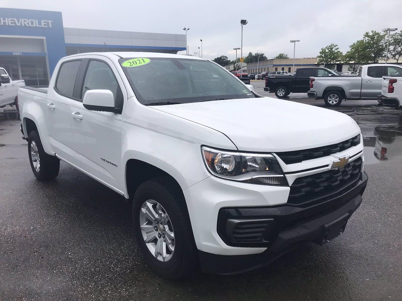 2021 Chevrolet Colorado Crew Cab 4x2, Pickup #215961 - photo 3