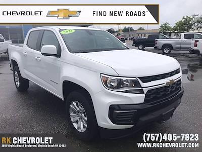 2021 Chevrolet Colorado Crew Cab 4x2, Pickup #215961 - photo 1