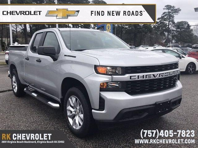 2021 Chevrolet Silverado 1500 Double Cab 4x4, Pickup #216127 - photo 1