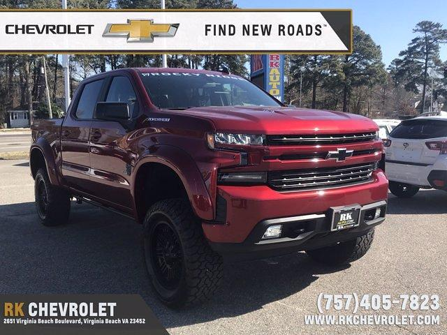 2021 Chevrolet Silverado 1500 Crew Cab 4x4, Pickup #216225 - photo 1