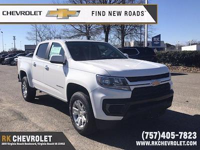 2021 Chevrolet Colorado Crew Cab 4x4, Pickup #216250 - photo 1