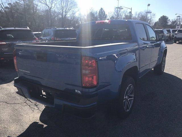 2021 Chevrolet Colorado Crew Cab 4x2, Pickup #216281 - photo 2