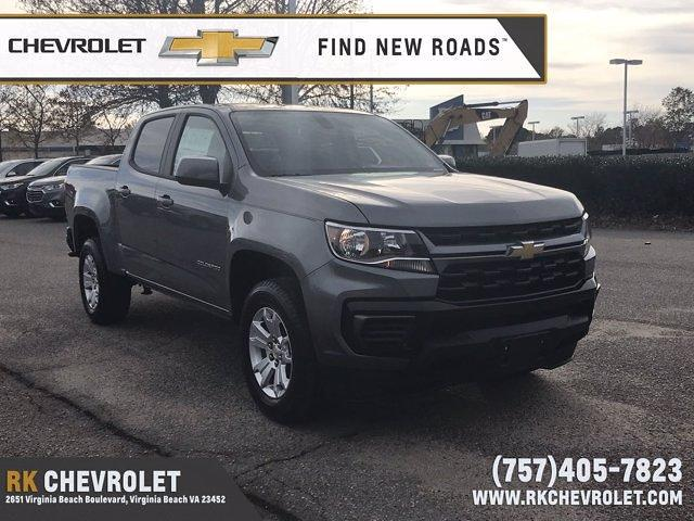 2021 Chevrolet Colorado Crew Cab 4x4, Pickup #216307 - photo 1