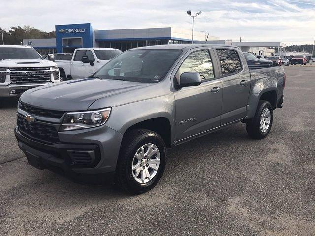 2021 Chevrolet Colorado Crew Cab 4x4, Pickup #216307 - photo 4