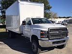 2021 Silverado 6500 Regular Cab DRW 4x4,  Dejana Truck & Utility Equipment DuraBox Dry Freight #216754 - photo 3