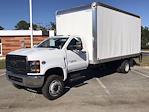 2021 Silverado 6500 Regular Cab DRW 4x4,  Dejana Truck & Utility Equipment DuraBox Dry Freight #216754 - photo 5