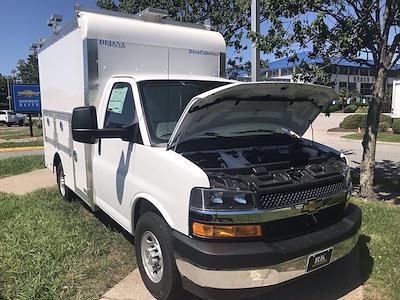2021 Chevrolet Express 3500 4x2, Dejana DuraCube Max Service Utility Van #216760 - photo 32