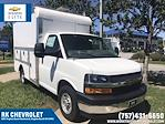2021 Chevrolet Express 3500 4x2, Dejana DuraCube Max Service Utility Van #216760 - photo 1
