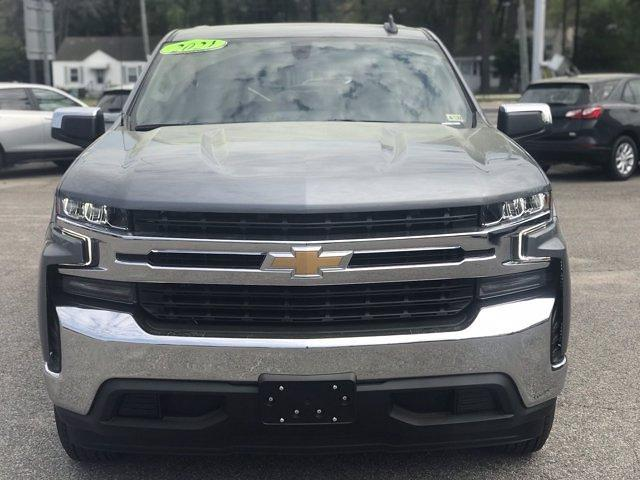 2021 Chevrolet Silverado 1500 Crew Cab 4x2, Pickup #216839 - photo 3