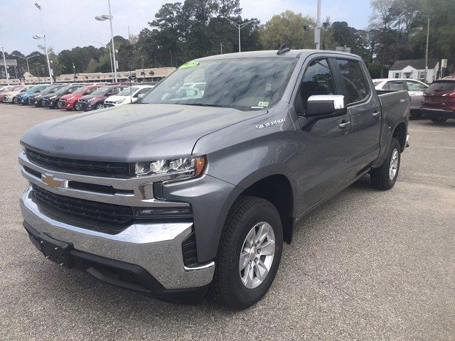 2021 Chevrolet Silverado 1500 Crew Cab 4x2, Pickup #216839 - photo 4