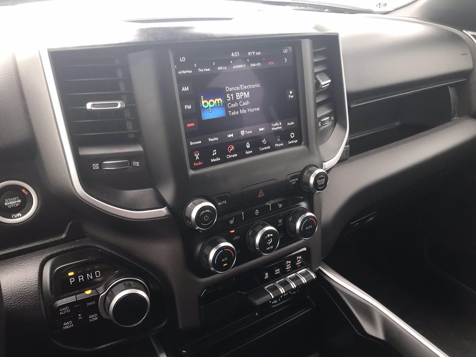 2020 Ram 1500 Quad Cab 4x4, Pickup #216911A - photo 30