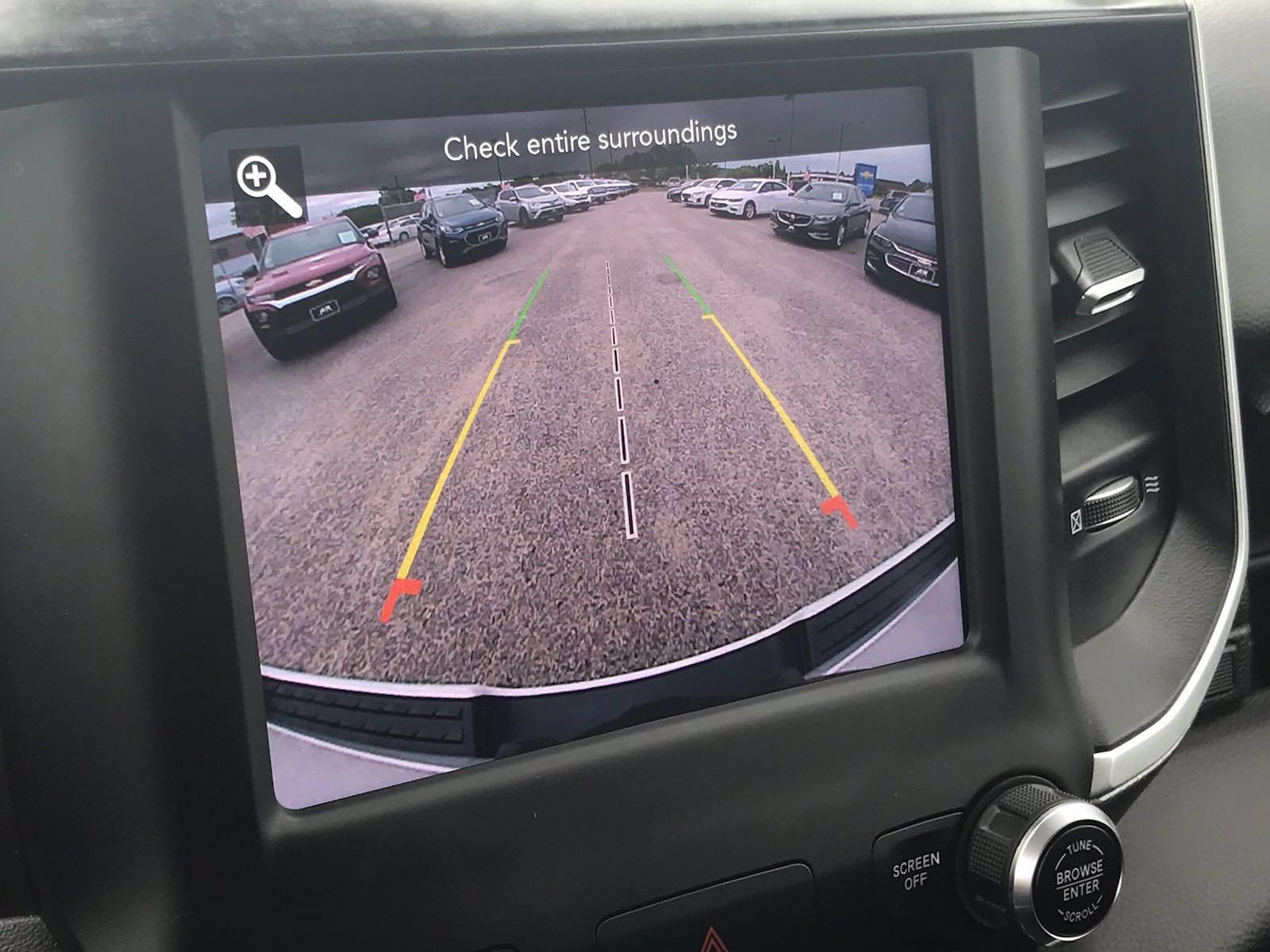 2020 Ram 1500 Quad Cab 4x4, Pickup #216911A - photo 32
