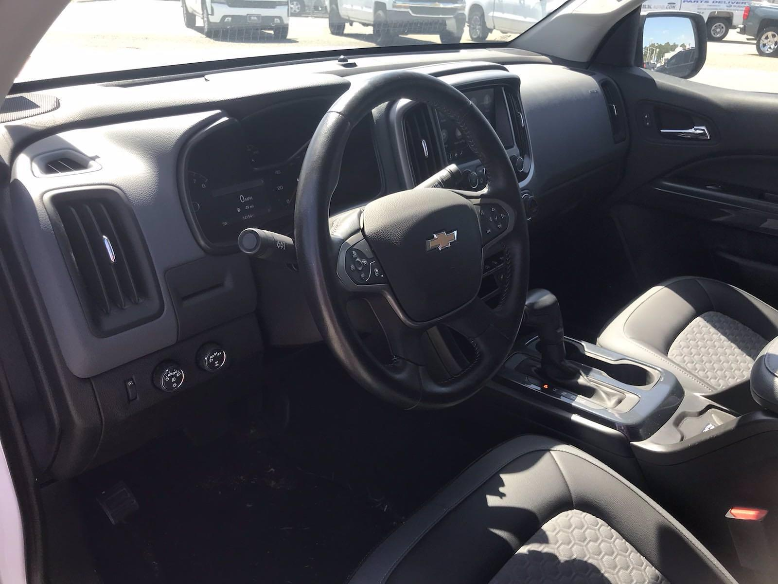 2020 Chevrolet Colorado Crew Cab 4x4, Pickup #216962A - photo 25