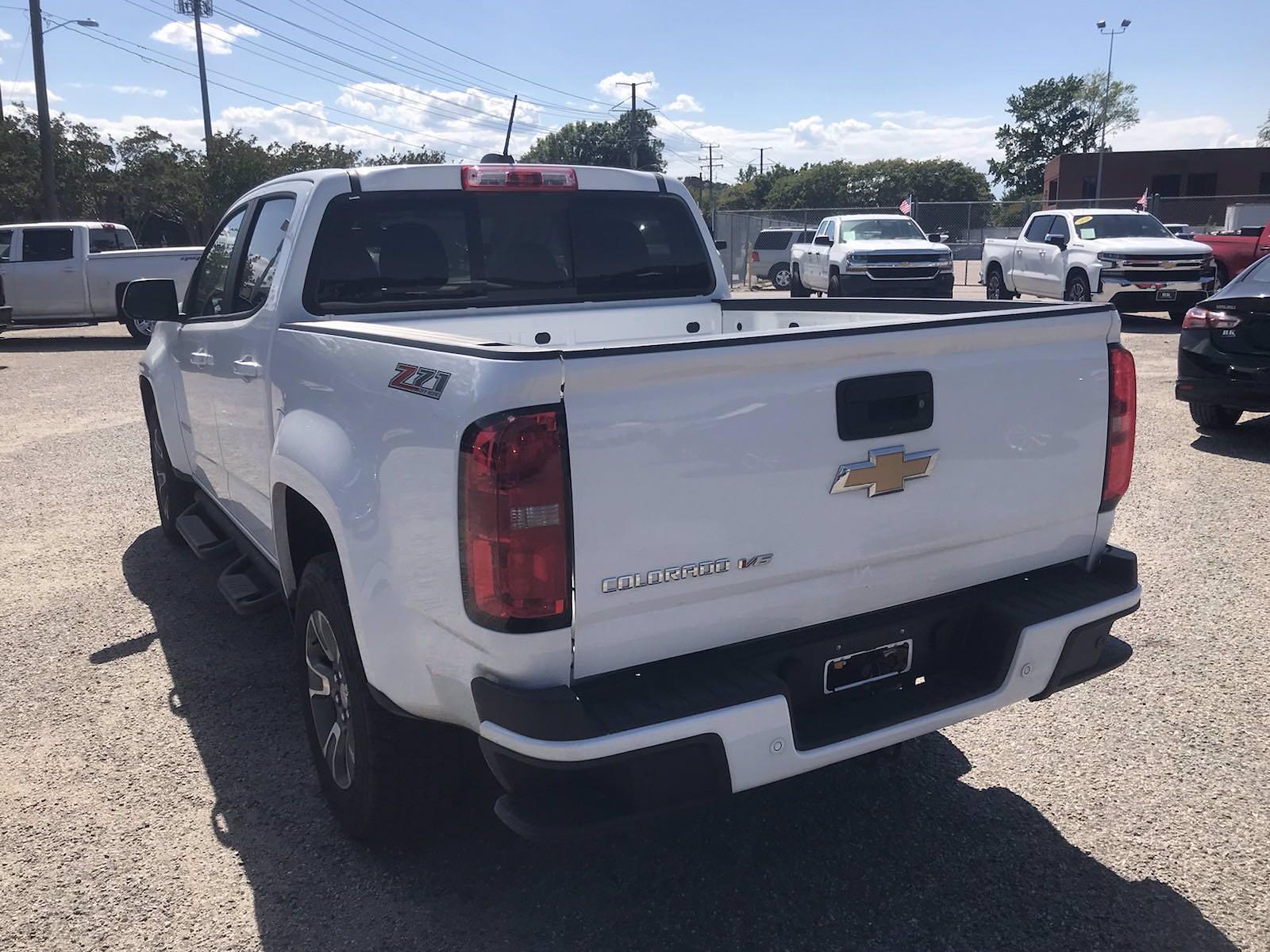 2020 Chevrolet Colorado Crew Cab 4x4, Pickup #216962A - photo 7