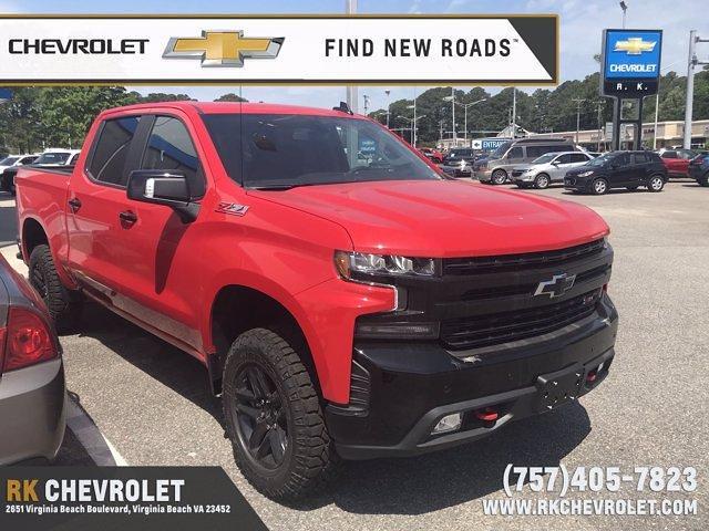 2021 Chevrolet Silverado 1500 Crew Cab 4x4, Pickup #217062 - photo 1