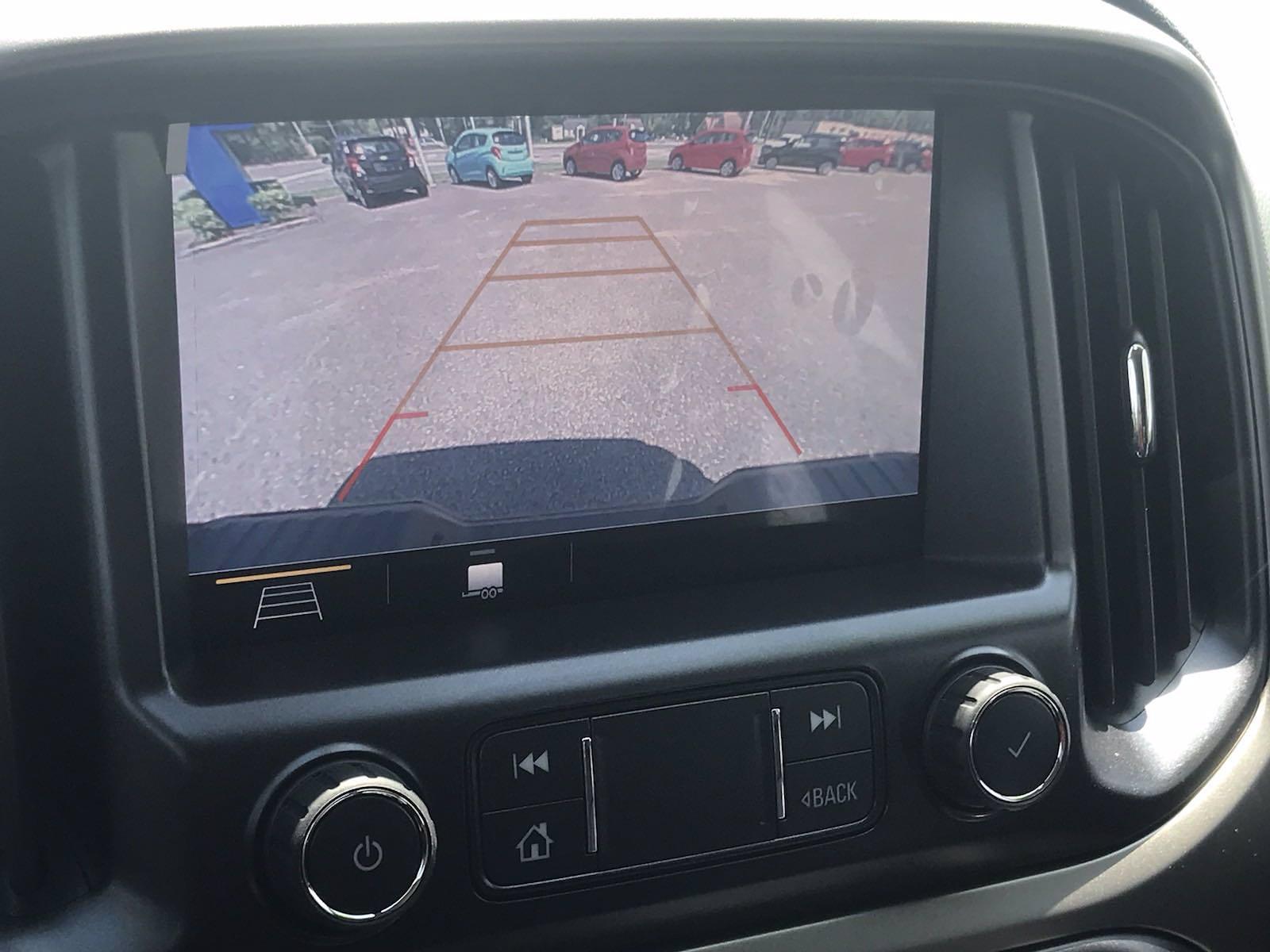 2021 Chevrolet Colorado Crew Cab 4x4, Pickup #217551 - photo 25