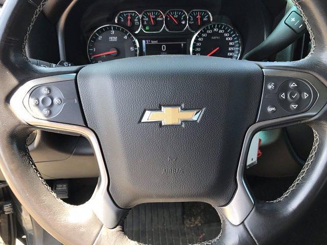 2018 Chevrolet Silverado 1500 Double Cab 4x2, Pickup #217559A - photo 24