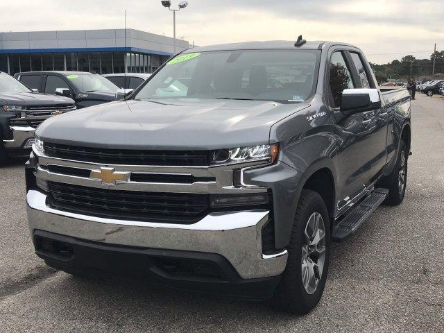 2019 Silverado 1500 Double Cab 4x4, Pickup #291249 - photo 4