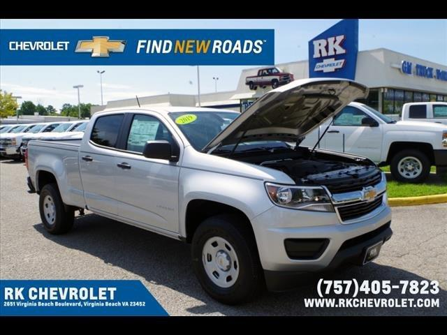 2019 Colorado Crew Cab 4x2,  Pickup #296068 - photo 38