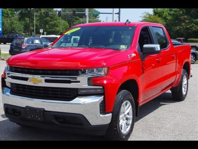 2019 Silverado 1500 Crew Cab 4x4,  Pickup #296326 - photo 4