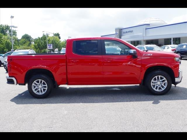 2019 Silverado 1500 Crew Cab 4x4,  Pickup #296326 - photo 8