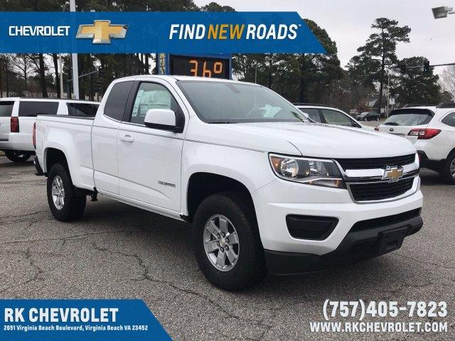 2019 Colorado Extended Cab 4x2,  Pickup #297110 - photo 1