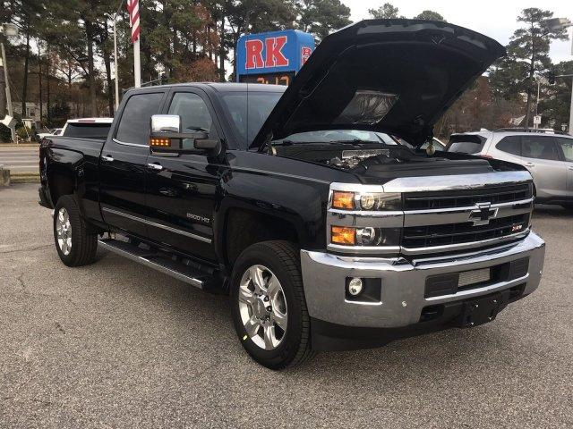 2019 Silverado 2500 Crew Cab 4x4,  Pickup #297139 - photo 54