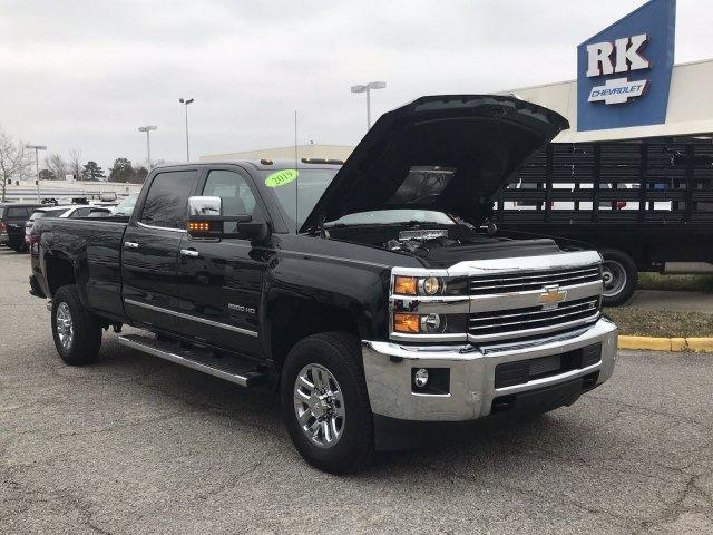 2019 Silverado 2500 Crew Cab 4x4,  Pickup #297461 - photo 53