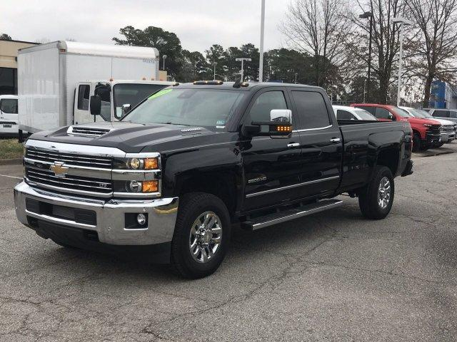 2019 Silverado 2500 Crew Cab 4x4,  Pickup #297461 - photo 4