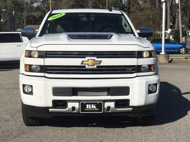2019 Silverado 2500 Crew Cab 4x4,  Pickup #297526 - photo 3