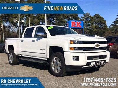 2019 Silverado 2500 Crew Cab 4x4,  Pickup #297526 - photo 1