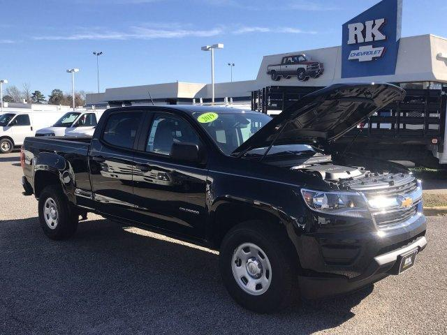 2019 Colorado Crew Cab 4x2,  Pickup #297576 - photo 36