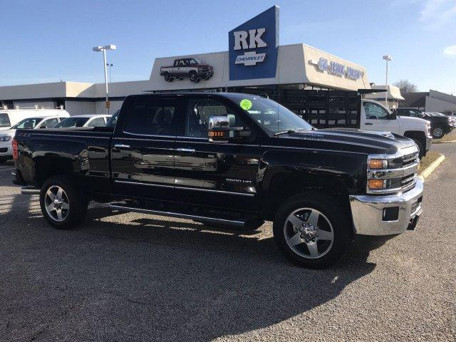 2019 Silverado 2500 Crew Cab 4x4,  Pickup #297645 - photo 8