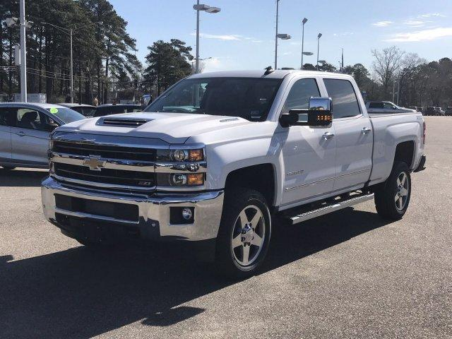 2019 Silverado 2500 Crew Cab 4x4,  Pickup #297744 - photo 4
