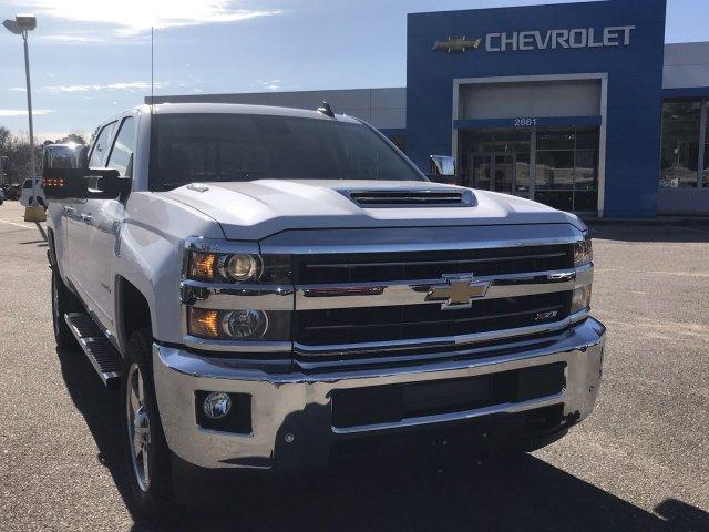 2019 Silverado 2500 Crew Cab 4x4,  Pickup #297744 - photo 12