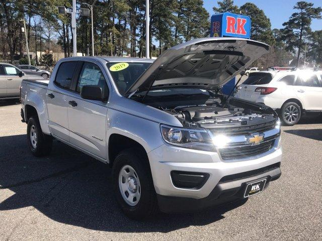 2019 Colorado Crew Cab 4x4,  Pickup #297805 - photo 38