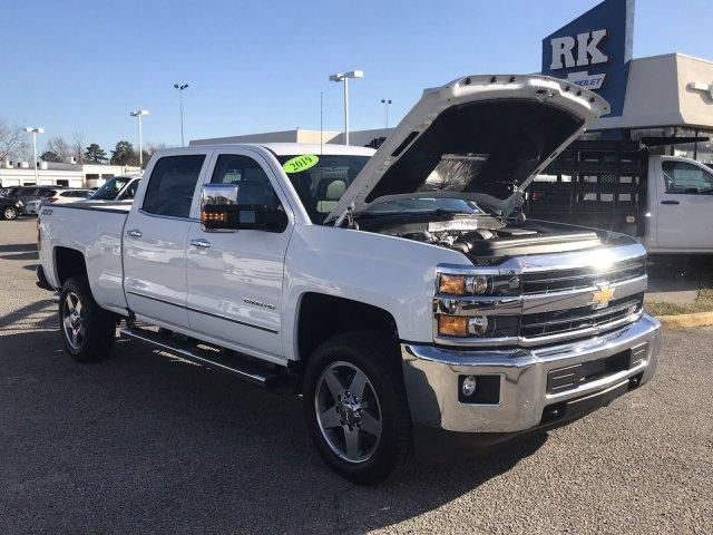 2019 Silverado 2500 Crew Cab 4x4,  Pickup #297817 - photo 52