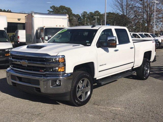 2019 Silverado 2500 Crew Cab 4x4,  Pickup #297817 - photo 4