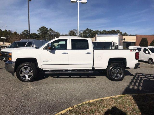 2019 Silverado 2500 Crew Cab 4x4,  Pickup #297817 - photo 5