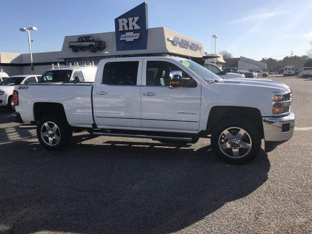 2019 Silverado 2500 Crew Cab 4x4,  Pickup #297817 - photo 8