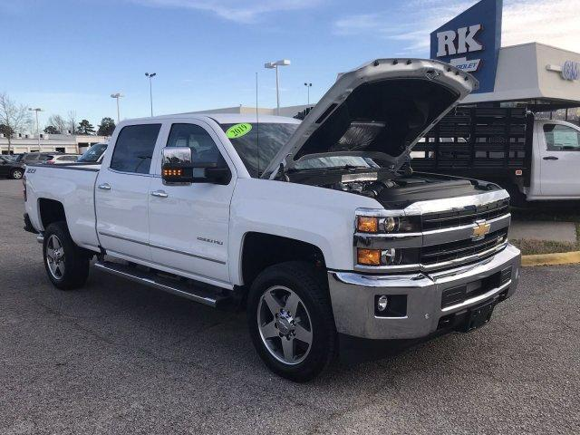 2019 Silverado 2500 Crew Cab 4x4,  Pickup #297821 - photo 54