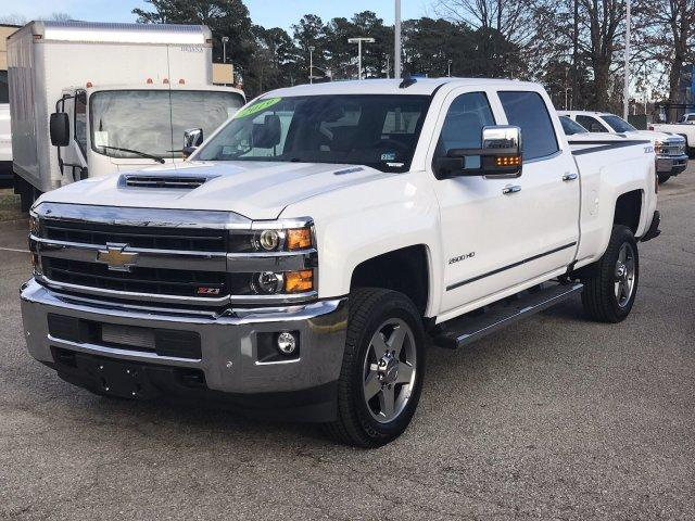2019 Silverado 2500 Crew Cab 4x4,  Pickup #297821 - photo 4