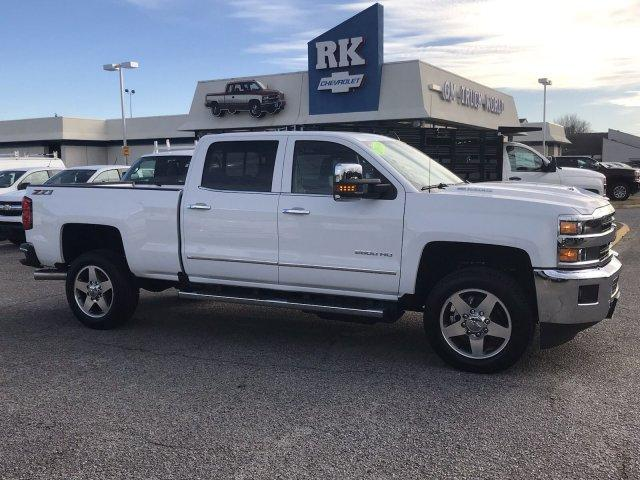 2019 Silverado 2500 Crew Cab 4x4,  Pickup #297821 - photo 8
