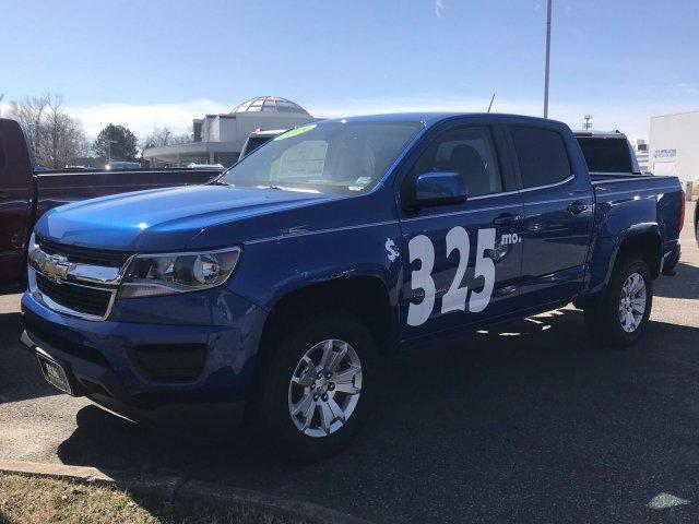 2019 Colorado Crew Cab 4x2,  Pickup #297838 - photo 4