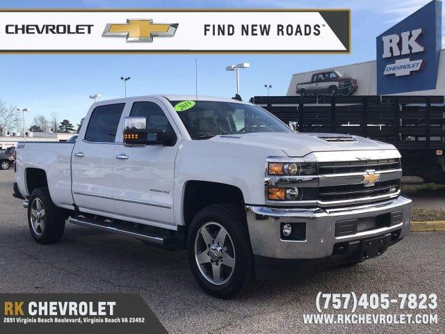 2019 Silverado 2500 Crew Cab 4x4,  Pickup #297857 - photo 1
