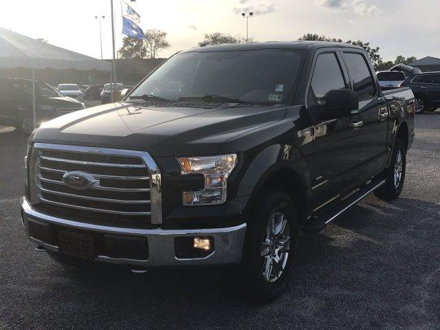 2016 F-150 SuperCrew Cab 4x4, Pickup #297996A - photo 4