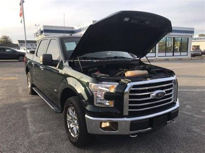 2016 F-150 SuperCrew Cab 4x4, Pickup #297996A - photo 44