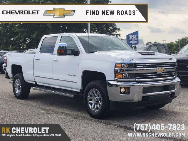 2019 Silverado 2500 Crew Cab 4x4,  Pickup #297997 - photo 1