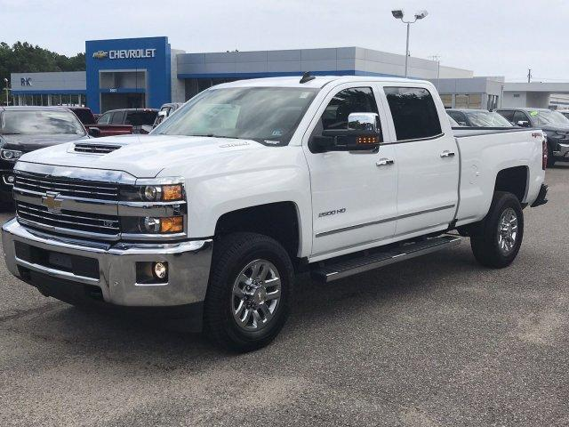 2019 Silverado 2500 Crew Cab 4x4,  Pickup #297997 - photo 4